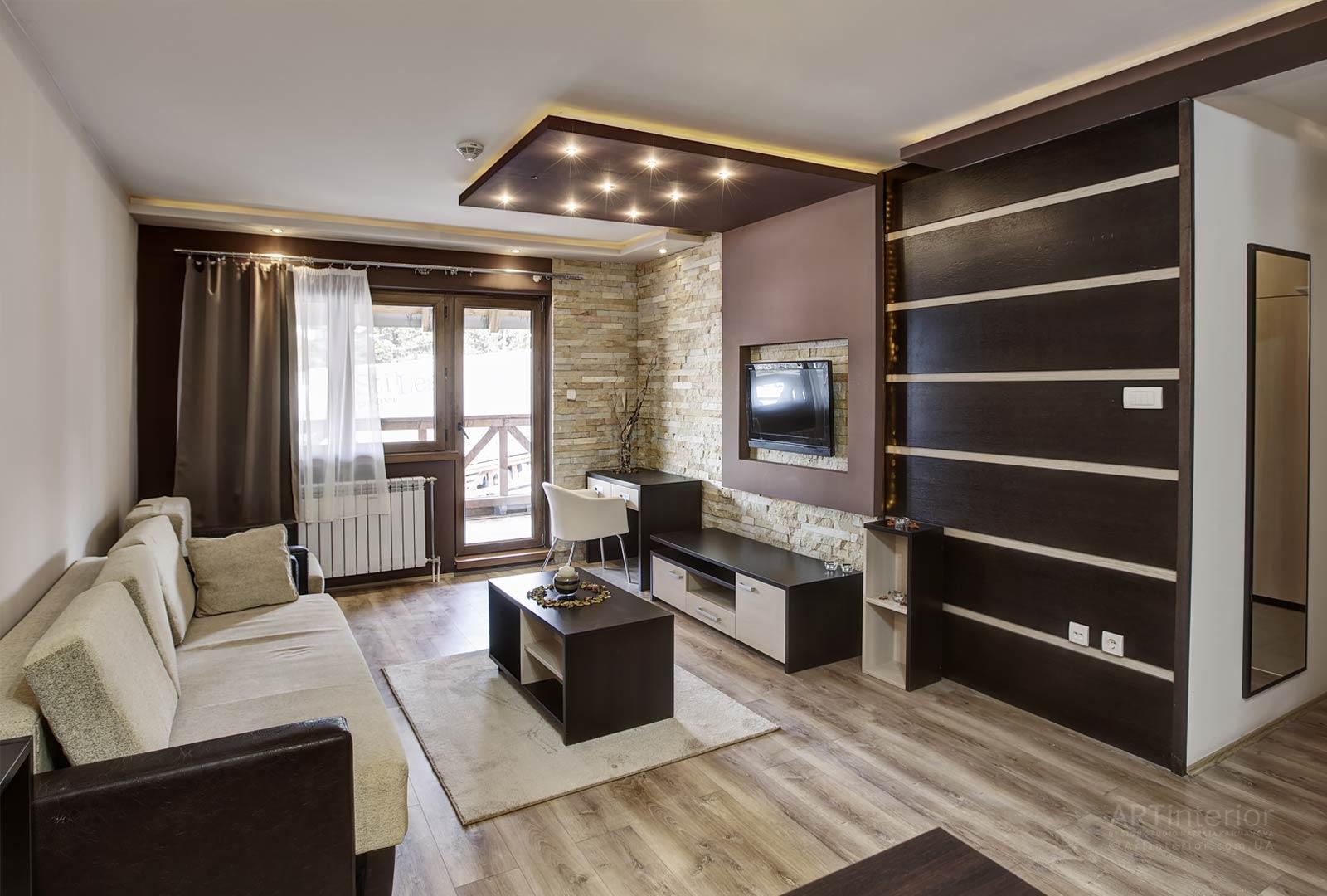Дизайн квартиры студии цена