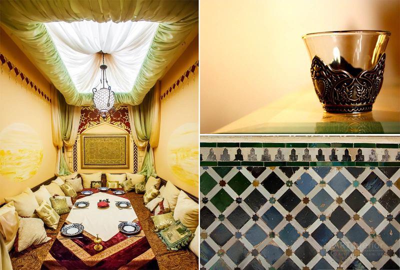 Текстиль в арабском интерьере | Дизайн и стиль интерьера квартиры, дома, офиса от «Artinterior», Киев, artinterior.com.ua