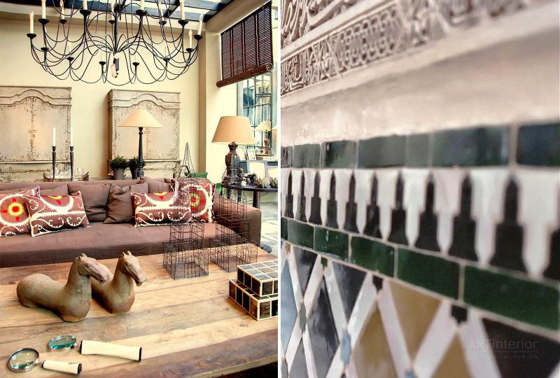 Современный арабский интерьер | Дизайн и стиль интерьера квартиры, дома, офиса от «Artinterior», Киев, artinterior.com.ua