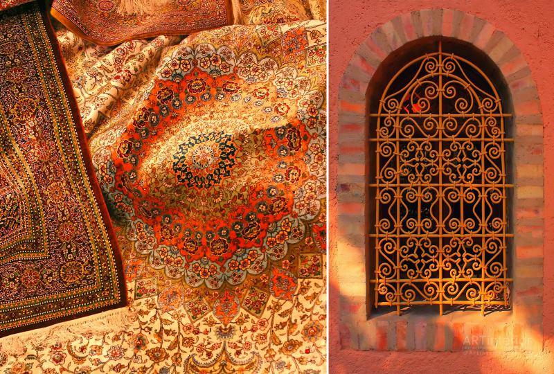 Арабские ковры | Дизайн и стиль интерьера квартиры, дома, офиса от «Artinterior», Киев, artinterior.com.ua