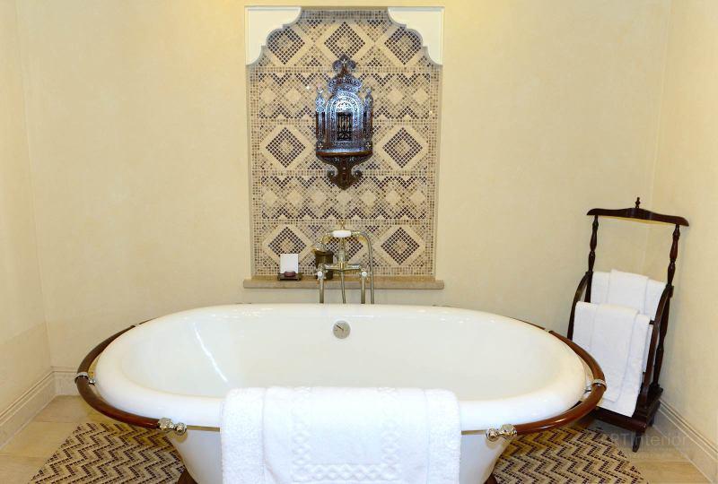 Ванная в арабском стиле | Дизайн и стиль интерьера квартиры, дома, офиса от «Artinterior», Киев, artinterior.com.ua