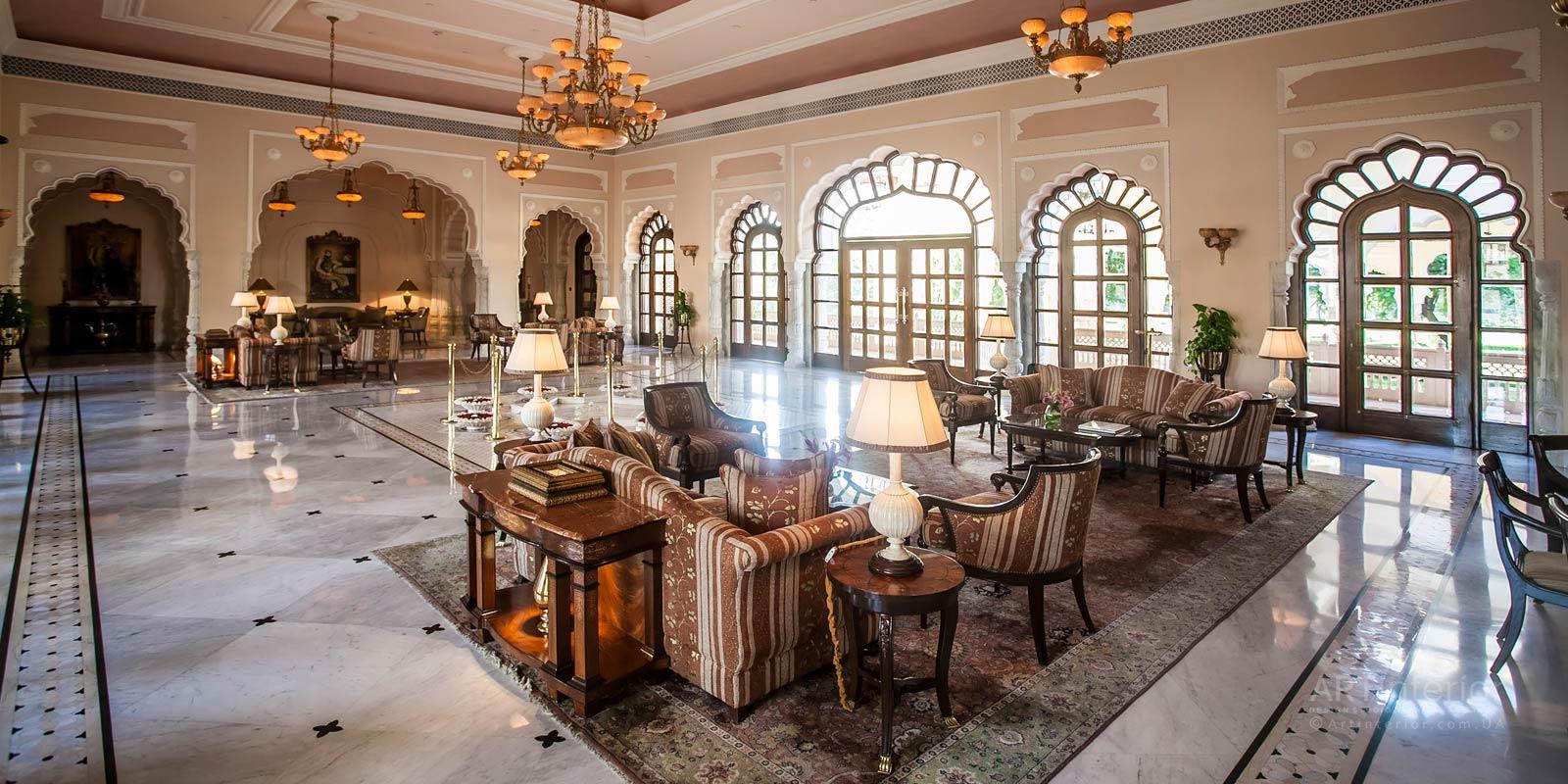 Индийская архитектура | Дизайн и стиль интерьера квартиры, дома, офиса от «Artinterior», Киев, artinterior.com.ua