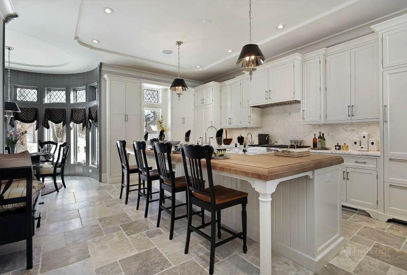 кухня-столовая | Дизайн и стиль интерьера квартиры, дома, офиса от «Artinterior», Киев, artinterior.com.ua