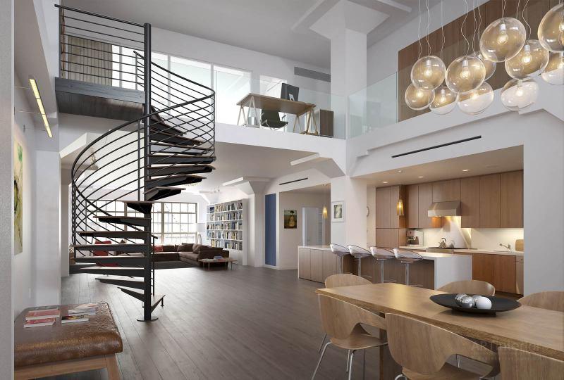 кухня-лофт | Дизайн и стиль интерьера квартиры, дома, офиса от «Artinterior», Киев, artinterior.com.ua
