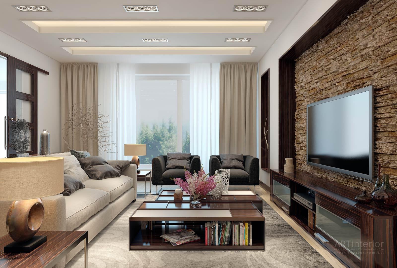 Casual Elegance Interior Design