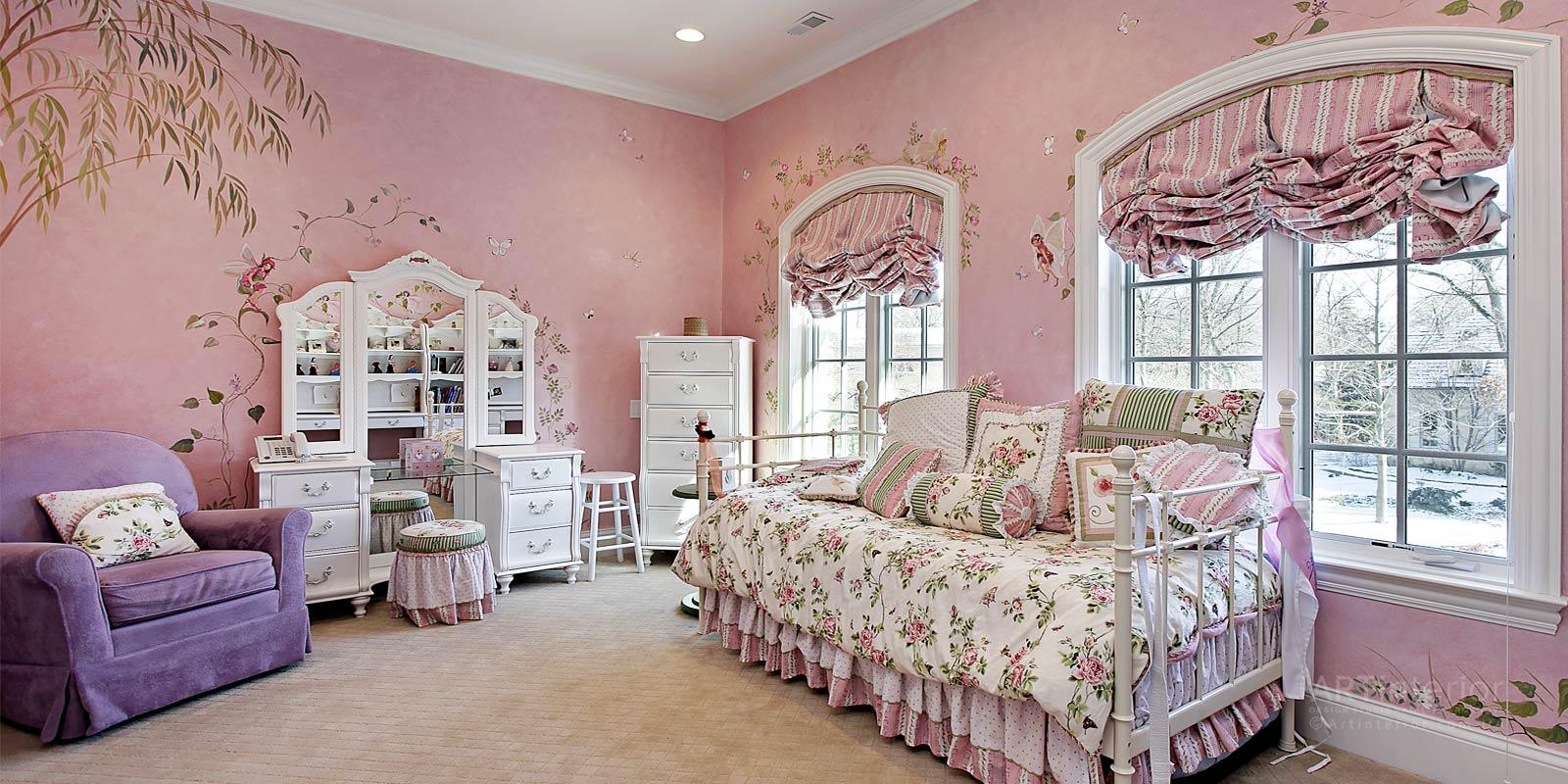 Заказать дизайн интерьера комнаты