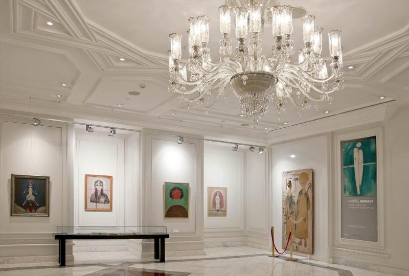 современная картинная галерея | Дизайн и стиль интерьера квартиры, дома, офиса от «Artinterior», Киев, artinterior.com.ua