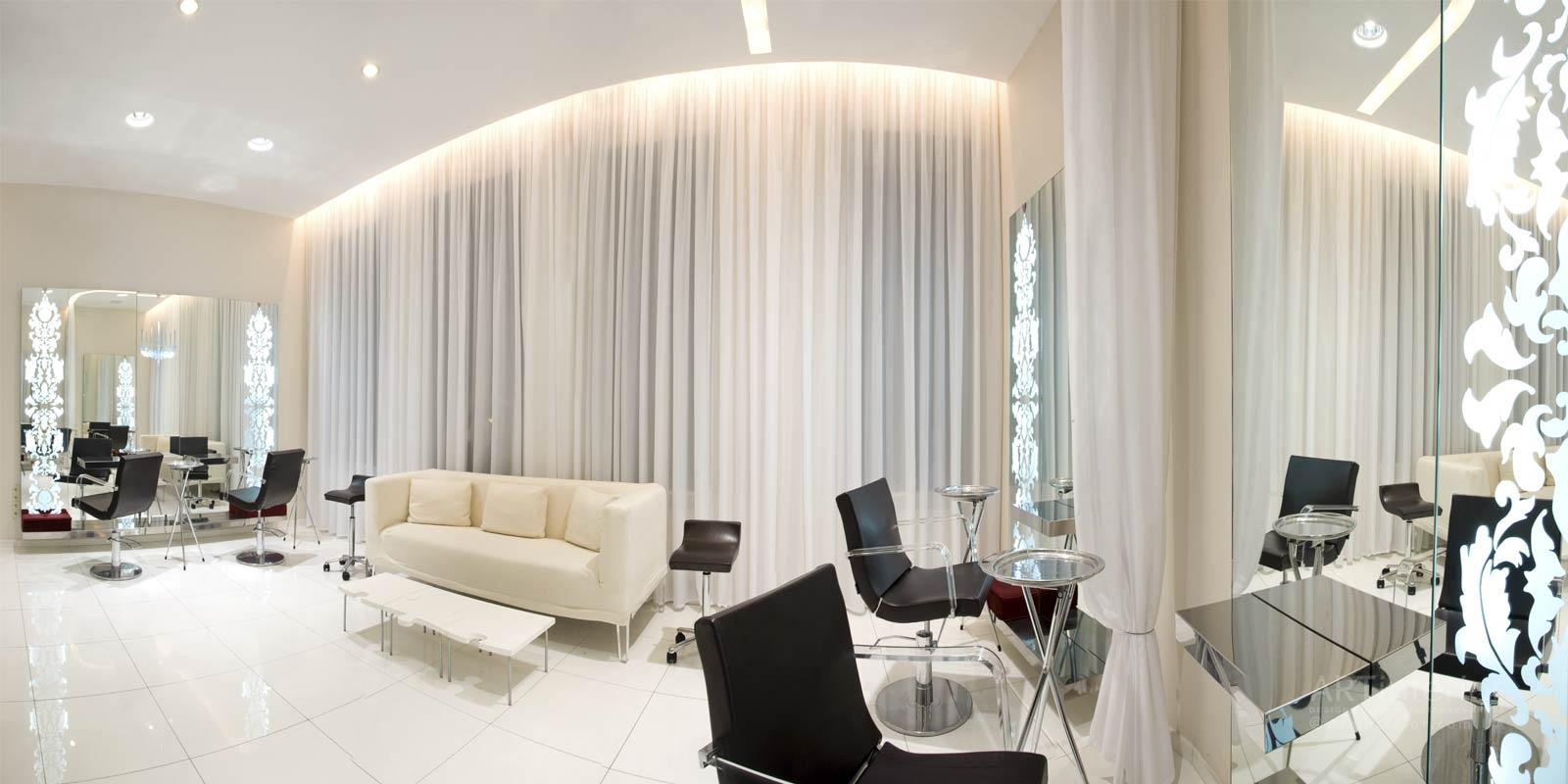 салон красоты | Дизайн и стиль интерьера квартиры, дома, офиса от «Artinterior», Киев, artinterior.com.ua