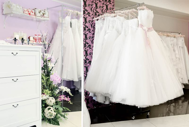 салон свадебных платьев | Дизайн и стиль интерьера квартиры, дома, офиса от «Artinterior», Киев, artinterior.com.ua