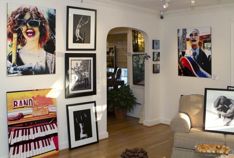 небольшой арт-салон, фотосалон | Дизайн и стиль интерьера квартиры, дома, офиса от «Artinterior», Киев, artinterior.com.ua