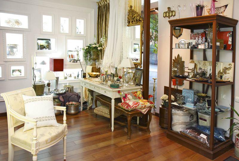 антикварный салон | Дизайн и стиль интерьера квартиры, дома, офиса от «Artinterior», Киев, artinterior.com.ua