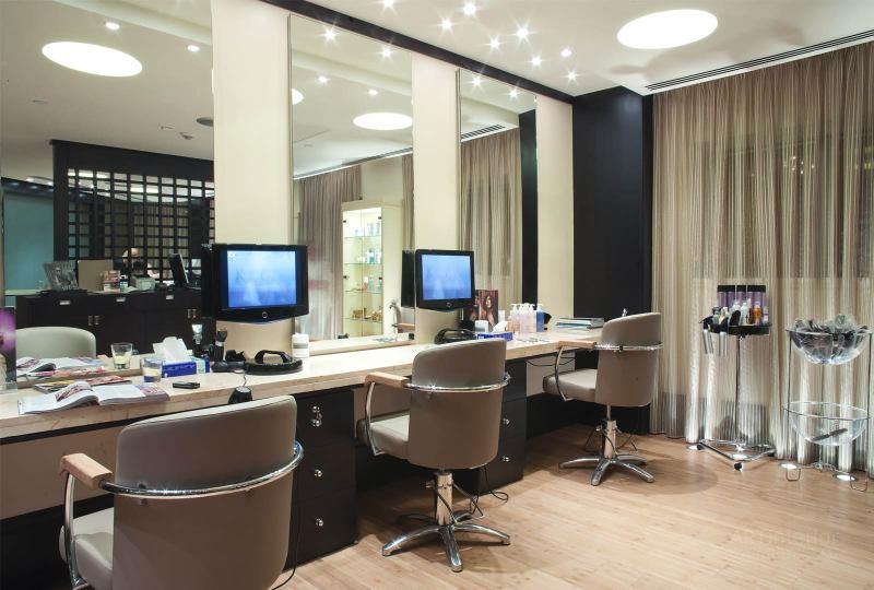 парикмахерский салон, салон красоты | Дизайн и стиль интерьера квартиры, дома, офиса от «Artinterior», Киев, artinterior.com.ua