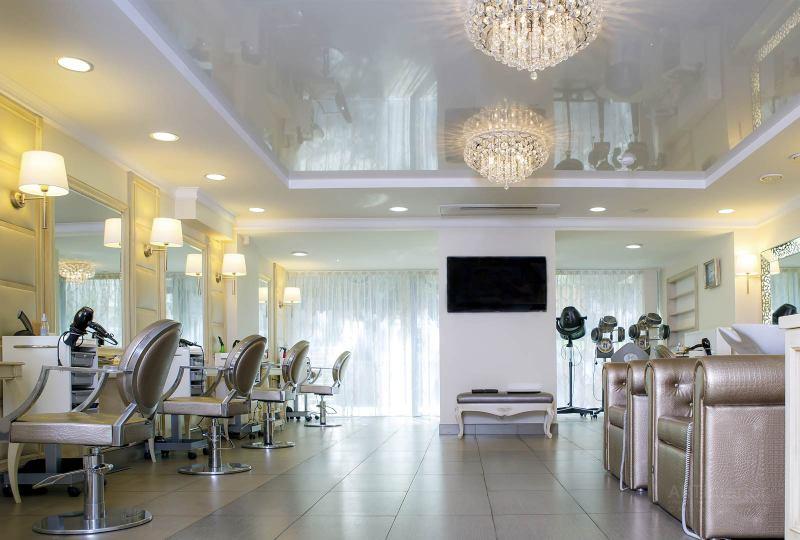 парикмахерская | Дизайн и стиль интерьера квартиры, дома, офиса от «Artinterior», Киев, artinterior.com.ua