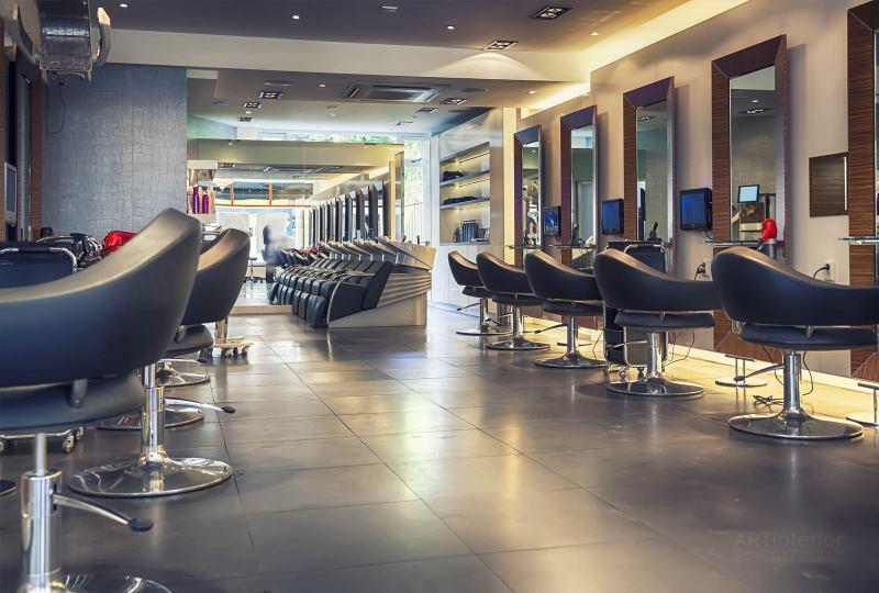элитный салон красоты | Дизайн и стиль интерьера квартиры, дома, офиса от «Artinterior», Киев, artinterior.com.ua