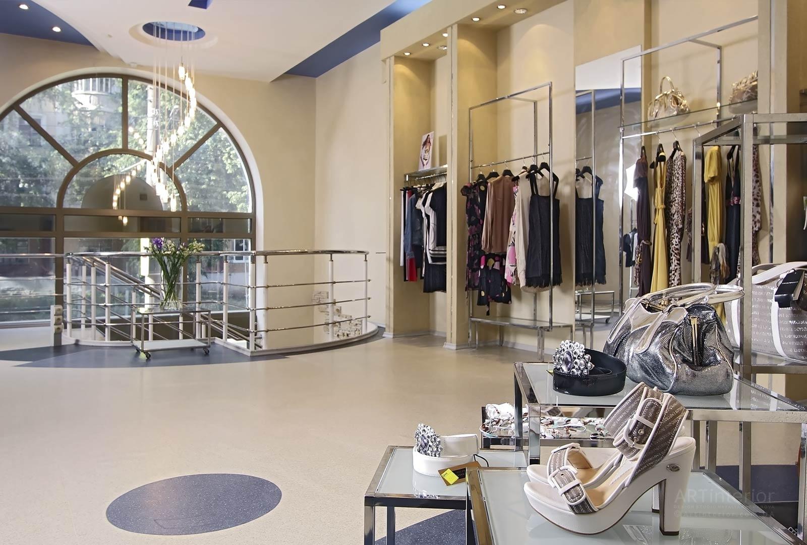 5dc645d51fcab магазин-бутик одежды и обуви | Дизайн и стиль интерьера квартиры, дома, ...