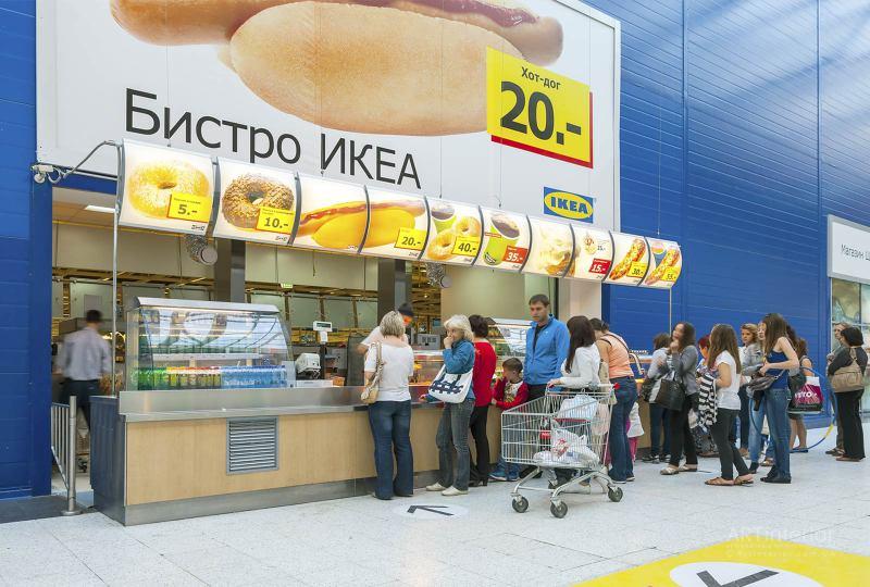 бистро | Дизайн и стиль интерьера квартиры, дома, офиса от «Artinterior», Киев, artinterior.com.ua