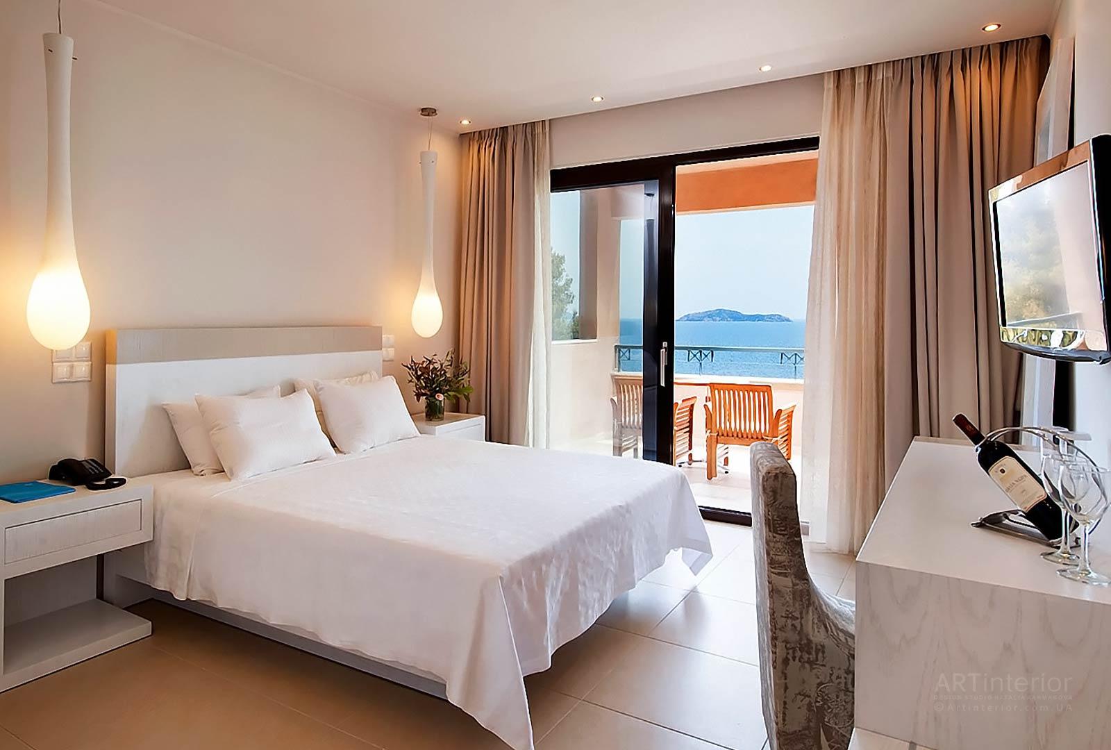 Дизайн на заказ спальни